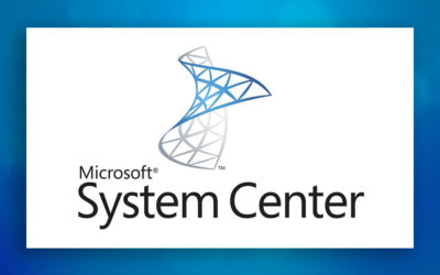 Microsoft Announces Release for System Center 2019